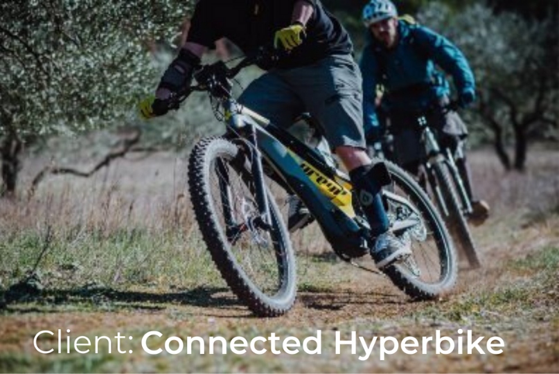 connected hyperbike