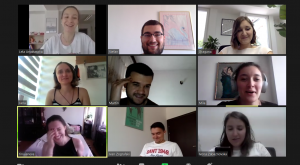 virtual brainstorming